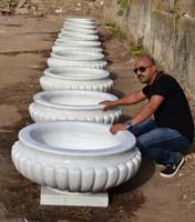 Rukmani arts  flowerpots   Code 60
