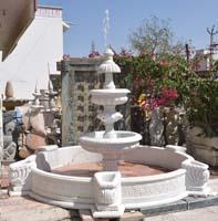 Rukmani arts  fountains   Code 91