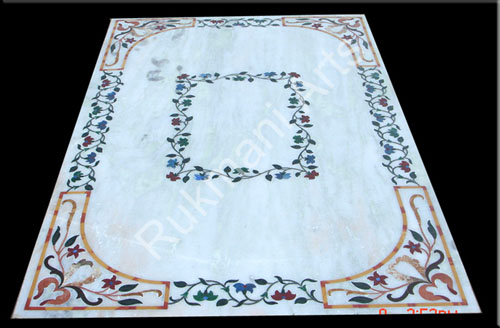 Marble Inlay Table Top Marble Inlaid Dining Tops Italian