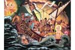 Rukmani arts  paintings   Code 113