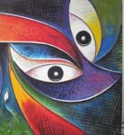 Rukmani arts  paintings   Code 144