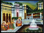 Rukmani arts  paintings   Code 68