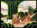 Rukmani arts  paintings   Code 70