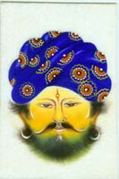 Rukmani arts  paintings   Code 98