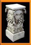 Rukmani arts  pedestals   Code 24