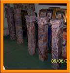 Rukmani arts  pedestals   Code 38