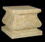 Rukmani arts  pedestals   Code 62