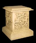 Rukmani arts  pedestals   Code 63