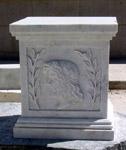 Rukmani arts  pedestals   Code 66