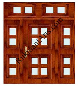 Wooden Carvingswooden Temple Door Carving Workwooden