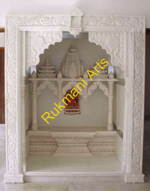 Awesome Designs For Temple At Home Photos - Interior Design Ideas ...