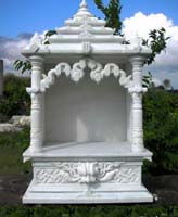 Marble Temple / Mandir home designs hindu, marble temple for home ...