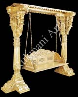 Code 44 Buy Carved Indian Maharaja Wooden Swings Wooden