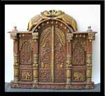 Rukmani arts  wooden   Code 52