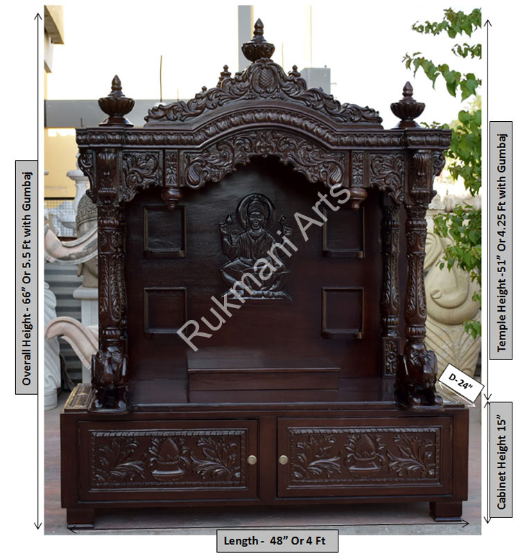 Wooden Temple / Mandir Home Indian Design Small Wooden Mandir Hand Carved  Teakwood Home Temple Designs Big Images Pictures Photos Hand Carved Wood  Temple, ...