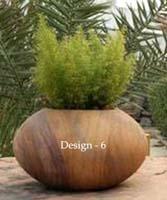 Rukmani arts  flowerpots   Code 55